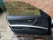 BMW E92 E93 LEFT PASSENGER SIDE FULL FRONT DOOR