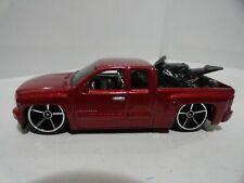 @@ 2007 Hot Wheels NEW MODELS Chevy SILVERADO w/ motorcycle!! MINT!! @@
