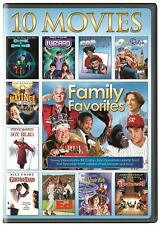 Family Favorites: 10 Movie Collection (DVD, 2013, 3-Disc Set, Canadian)