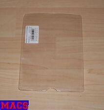 Ausweishülle Herma A6 transparent  zB Reisepässe, Sparbücher ... 110 x 155mm Neu