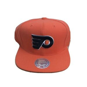 New Mitchell and Ness NHL Philadelphia Flyers Snapback Hat Vintage Collection