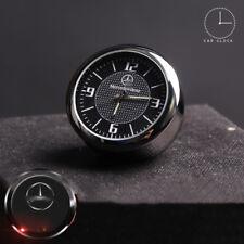 Car Clock For Mercedes-Benz Refit Interior Luminous Electronic Quartz Ornaments