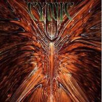 CYNIC - FOCUS CD HEAVY METAL 8 TRACKS NEU