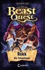Rokk, die Felsenfaust / Beast Quest Bd.27 von Adam Blade (2013, Gebundene Ausgabe)