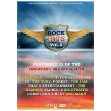 Rock Hits Vol. 2 - Greatest 80´s Rock Hits - DVD - Sehr Guter Zustand