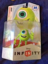 Brand New/ Factory Sealed ~ Disney Infinity Mike Wazowski ~ For Disney Infinity