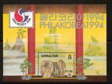 GIBRALTAR SGMS725 1994 PHILAKOREA 94 MNH