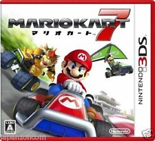 Used 3DS Mario Kart 7  NINTENDO 3DS JAPANESE  IMPORT