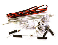 C26332RED Integy 10mm LED Light Assorted Kit DIY LEDs Set for Scale Model