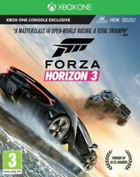 FORZA HORIZON 3 - XBOX ONE - NEW SEALED - SAME DAY DISPATCH