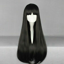 Long Cosplay Wig Party Wigs Full Synthetic Hair 70cm/27.5