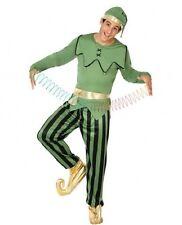 Déguisement Homme Lutin XL Costume Adulte Elfe Gobelin Noël