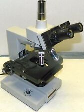 OMANO METALLURGICAL TRINOCULAR MICROSCOPE
