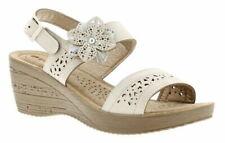 Sandali e scarpe bianche Inblu per il mare da donna