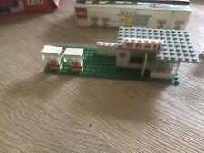 LEGO 690 - Shell Station, 70er Vintage  - ohne OBA, ohne OVP, gebraucht