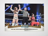 2018 Topps WWE Women's Division Matches and Moments #NXT-21 Kairi Sane