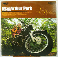 """12"""" 33 RPM STEREO LP - RCA CAMDEN CAS-2283 - MACARTHUR PARK AND OTHER FAVORITES"""