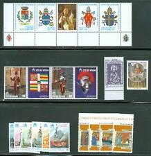 Vatican City 1997 Compete MNH Year Set