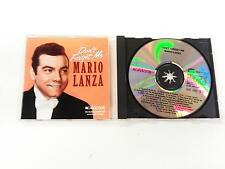 MARIO LANZA DON'T FORGET ME CD 1993