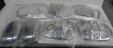 FS-RAV4 2005 Full Set 17Pcs Chrome Accessories Trim Kit Head,Tail,Handle.ETC
