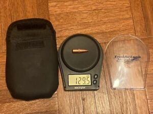 Frankford Arsenal Micro Reloading Scale High Precision Pocket Balance