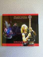 MADONNA – DROWNED World tour 2001 – 2CD DIGIPACK – NEW
