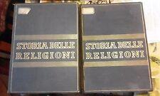 Tacchi Venturi Storia delle Religioni UTET 1934 2 voll