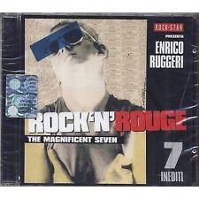 ENRICO RUGGERI - Rock 'n' rouge - CD 2004 SEALED SIGILLATO