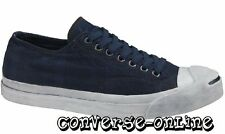 Da Uomo Converse Jack Purcell ® Blue GARMENT DYE PLAID Formatori Scarpa 47,5 UK Taglia 12