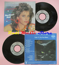 LP 45 7'' C.C.CATCH Heartbreak hotel You shot a hole in my soul 1986 cd mc dvd