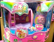 Jewel Pet House Toy Play Set With Light And Sound