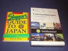 Teaching Co Great Courses DVDs :           UNDERSTANDING JAPAN   new + BONUS
