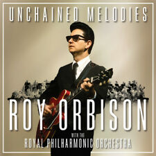 """Roy Orbison and the Royal Philharmonic Orchestra : Unchained Melodies VINYL 12"""""""