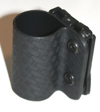 Police Duty OC Holster MK-3 (Hard Plastic, Durable) (Basketweave)