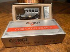 Vintage Corgi Classics 1912 Rolls Royce Silver Ghost 40/50Hp C860