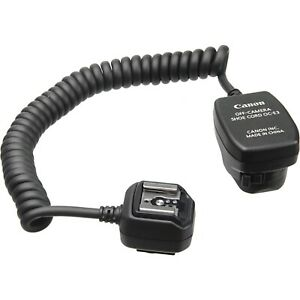 Canon OC-E3 Off Camera Shoe Cord (2')