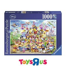 Ravensburger Disney Carnival Characters 1000pc Puzzle