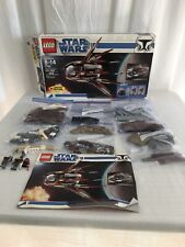Lego 7752 Star Wars Count Dooku's Solar Sailer *Limited Edition Magna Guard