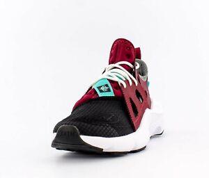 Nike HUARACHE TYPE  Team Red Size 12 Burgundy Black