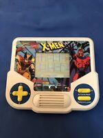 Vintage 1991 Marvel Comics X-Men Tiger Electronics Handheld Game Works Tested