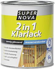 (16,00€/1l) Super Nova 2in1 Klarlack Samtig glänzend farblos 2,5L