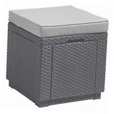 hocker aus kunststoff g nstig kaufen ebay. Black Bedroom Furniture Sets. Home Design Ideas