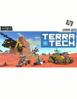TerraTech Steam Download Key Digital Code [DE] [EU] PC