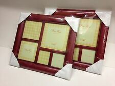 "9"" X 10"" FLOMO MULTI MULTIPLE PHOTO PICTURE FRAME 4"" X 4"", 3"" X 3"", 2"" X 2"""