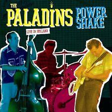 The Paladins ~ Power Shake Live BRAND NEW SEALED 2CD ROCKABILLY / ROCKIN' BLUES