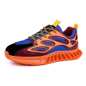 Men's Sports Shoes Breathable Comfortable Tennis Blade Running Athletic Trainers