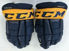 Pro stock Ccm Sam Reinhart Buffalo Sabres Cl Pro hockey gloves 14 Sr Crazy Light