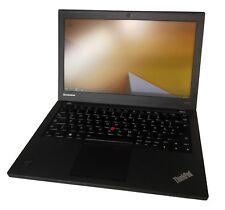 Lenovo ThinkPad X240 Intel Core i5 CPU 4GB RAM 180GB SSD 2 Akkus UMTS Win 8.1