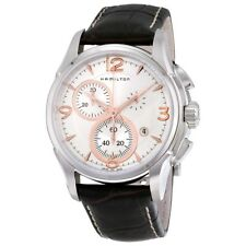 NEW Hamilton Jazzmaster Men's Chronograph Watch - H32612555
