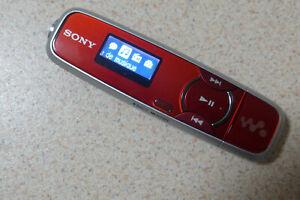 Walkman SONY NWZ-B133F lecteur MP3 radio FM